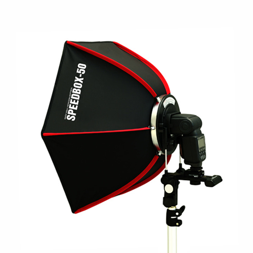 SPEEDBOX-50 / Size : 54 x 46 cm SPEEDLITE SOFTBOXSMDV