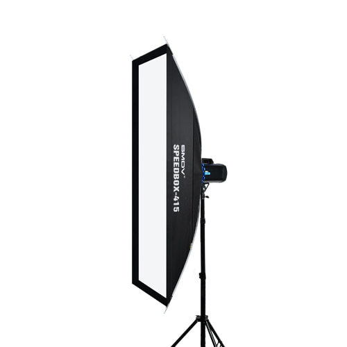 SPEEDBOX-415 / Size : 40 x 150 cm Strip Line / STROBE SOFTBOXSMDV
