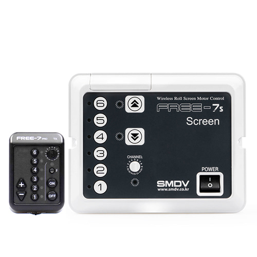 Wireless Roll Screen ControllerSMDV