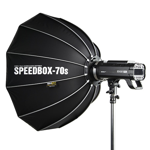 SPEEDBOX-70s / Size : 68 x 70 cm SPEEDLITE SOFTBOX / Bowens TypeSMDV